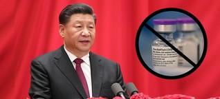 Wirbel um Corona-Impfstoff - Chinas Kampf gegen unsere Biontech-Helden