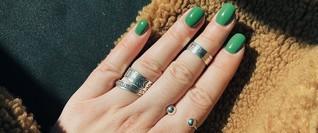 Die 6 größten Instagram-Nageltrends für den Herbst