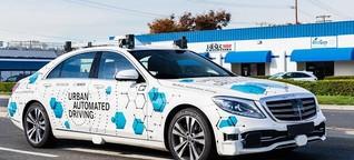 Unfallfreies Fahren: Mercedes-Benz investiert Millionen in Fahrsicherheit